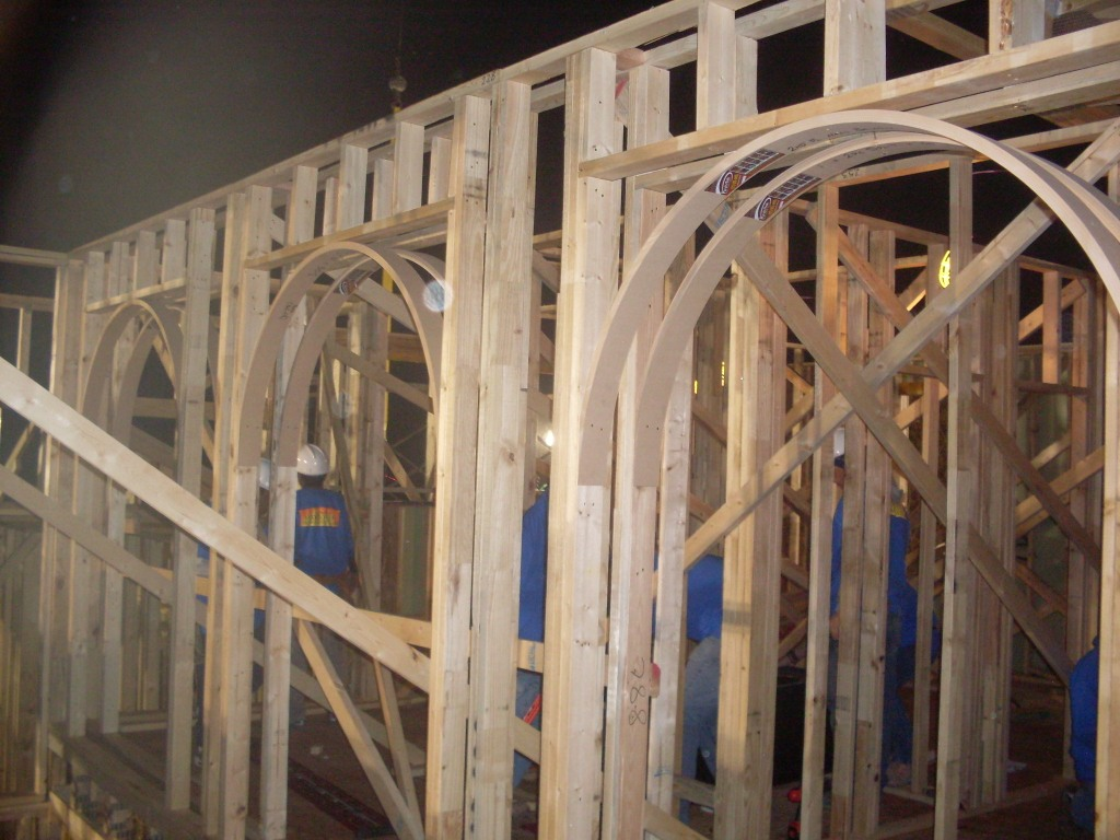 Half Circle Arches Universal Arch Kit By Archways Ceilings