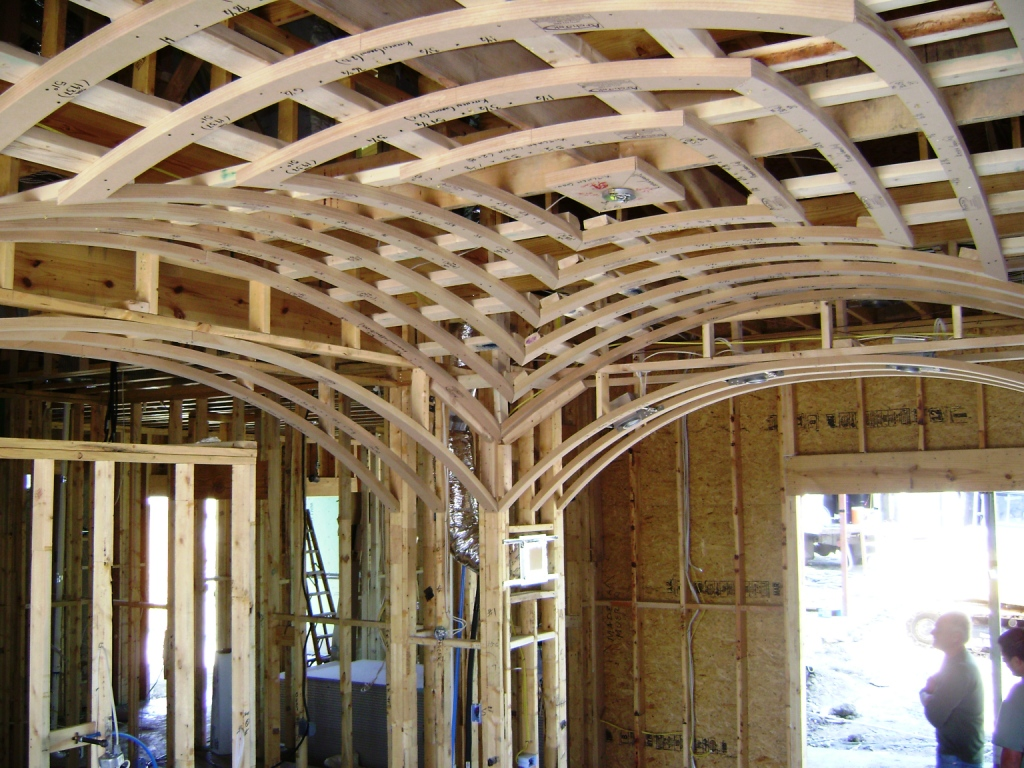 Groin Vaults Universal Arch Kit By Archways Ceilings